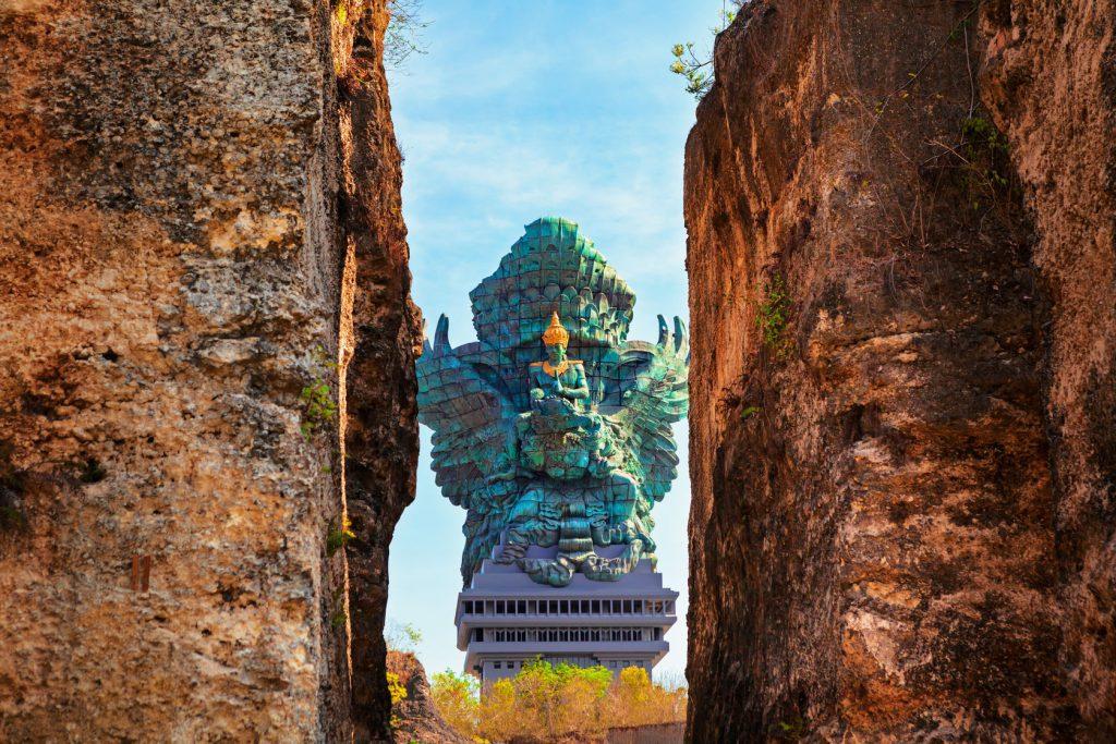 8 Fakta GWK, Patung Garuda Wisnu Kencana Bali