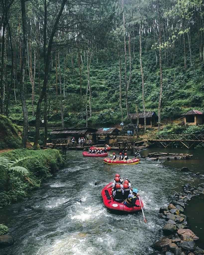 7 Wisata Alam Pangalengan Bandung untuk Liburan Terbaik